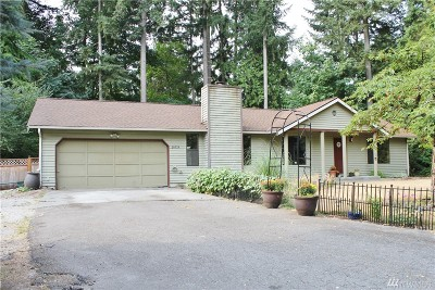 Bothell Single Family Home For Sale: 20024 York Rd