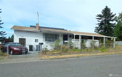 Tacoma Single Family Home For Sale: 859 S 78th St