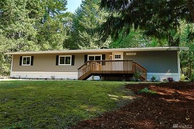 Gig Harbor Single Family Home For Sale: 11915 Bliss Cochran County Rd KPN