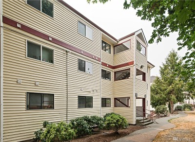 Federal Way Condo/Townhouse For Sale: 29645 18th Ave S #C103