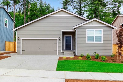 Tumwater Single Family Home For Sale: 1807 72nd Ave SE