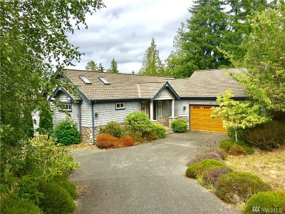 Port Ludlow Single Family Home For Sale: 23 Red Cedar Lane