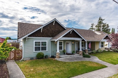 Coupeville WA Multi Family Home For Sale: $895,000