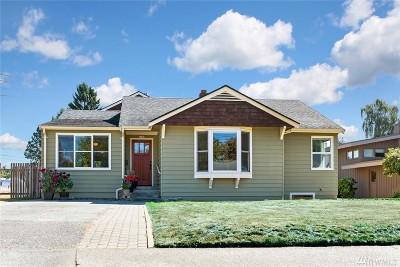 Bellingham Single Family Home For Sale: 2732 Lynn St