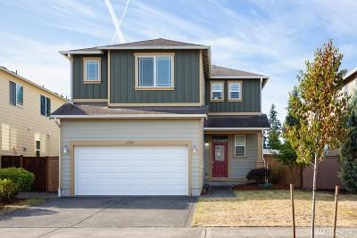 Covington Single Family Home For Sale: 17103 SE 263rd St