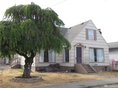 Winlock Single Family Home For Sale: 401 NW Arden St