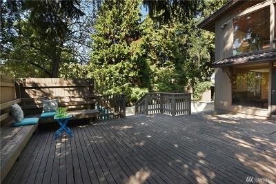 Mercer Island Single Family Home For Sale: 2455 62nd Ave SE