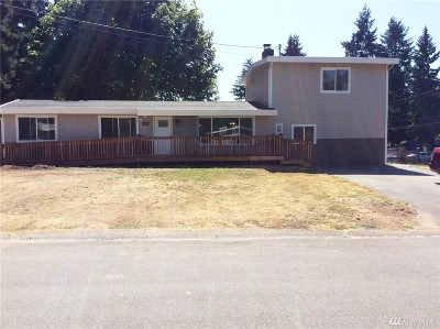 Lynnwood Single Family Home For Sale: 4330 179th Place SW