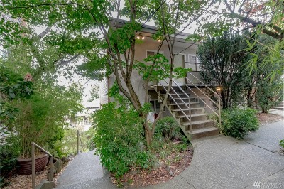 King County Condo/Townhouse For Sale: 632 13th Ave E #7