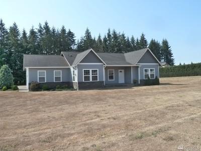 Napavine Single Family Home For Sale: 201 Romerman Rd