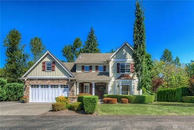 Lake Tapps WA Single Family Home Contingent: $719,950