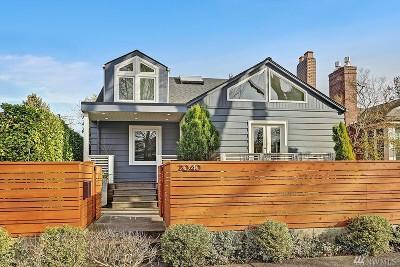 Single Family Home For Sale: 2040 McGilvra Blvd E