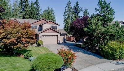 Bonney Lake Single Family Home For Sale: 18812 111th St E