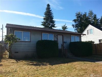 Tacoma WA Single Family Home For Sale: $149,950