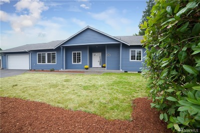 Tumwater Single Family Home For Sale: 507 South St SE
