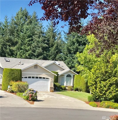 Woodinville Single Family Home For Sale: 14823 137th Lane NE
