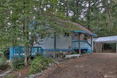 Mason County Single Family Home Sold: 61 E Christmas Tree Place