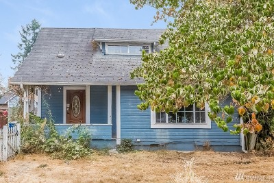 Snohomish Single Family Home For Sale: 811 Baird Ave
