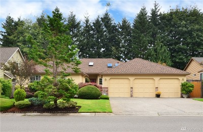 Everett Single Family Home For Sale: 12417 42nd Dr SE