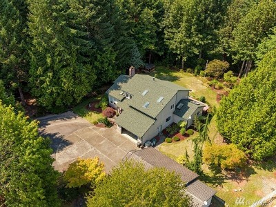 Olympia Single Family Home For Sale: 4429 Shellridge Rd NW