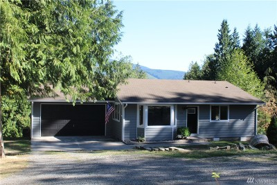 Sedro Woolley Single Family Home For Sale: 744 West Rd