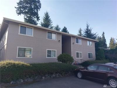 Pierce County Multi Family Home For Sale: 11214 126th Av Ct E #1-4
