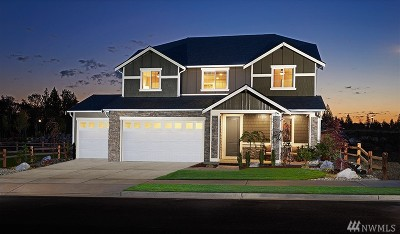 Covington Single Family Home For Sale: 20504 SE 258th Place