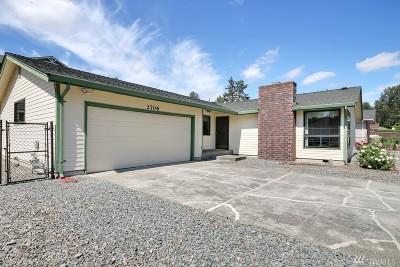 Edgewood Single Family Home For Sale: 2706 103rd Av Ct E