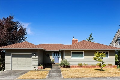 Bellingham Single Family Home Sold: 312 S Forest St