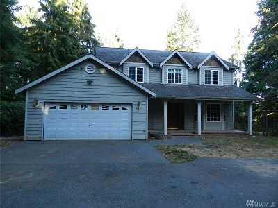 Snohomish Single Family Home For Sale: 5720 Lerch Rd