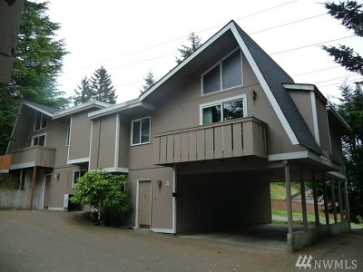 Fircrest Multi Family Home For Sale: 4351 67th Ave W