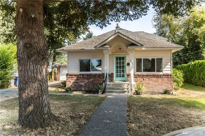 Mount Vernon Single Family Home For Sale: 402 N Wall St