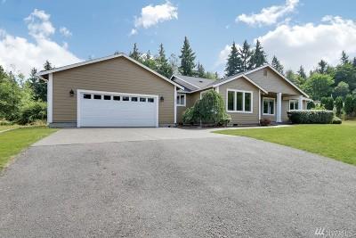 Graham Single Family Home Contingent: 22711 114th Ave E
