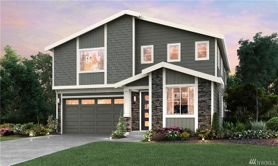 Mill Creek Single Family Home For Sale: 3518 149th Place SE #Lot28
