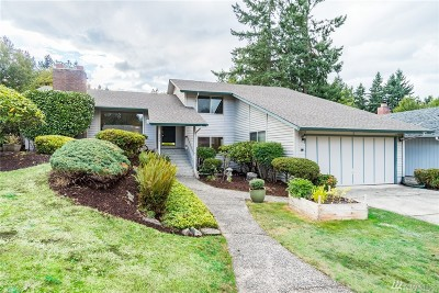 Bellevue Single Family Home For Sale: 2505 168th Place NE