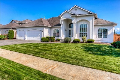 Bonney Lake Single Family Home Contingent: 10119 181st Ave E