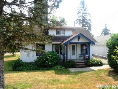 Fife Single Family Home For Sale: 5504 Valley Ave E