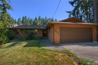 Bonney Lake Single Family Home For Sale: 6810 185th Ave E