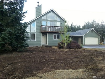 Rochester WA Single Family Home For Sale: $280,000