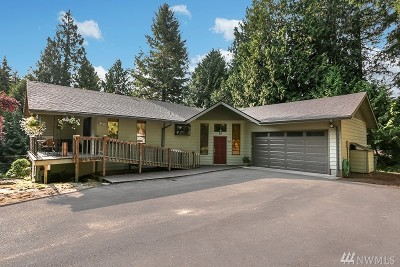 Gig Harbor Single Family Home For Sale: 8208 71st St NW