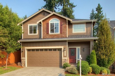Bothell Single Family Home For Sale: 27 161st Place SE