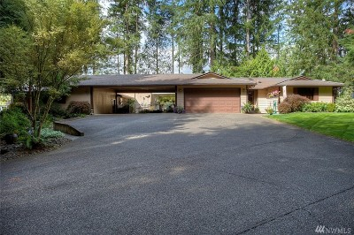 Gig Harbor Single Family Home For Sale: 4115 105th St Ct NW