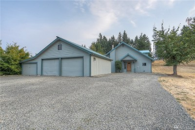 Tumwater Single Family Home For Sale: 509 C St SW