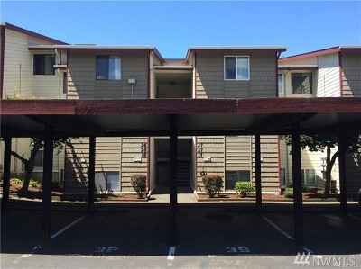 Condo/Townhouse Sold: 2531 S 248th St #A16
