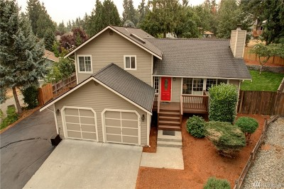 Everett Single Family Home For Sale: 4912 119th Place SE