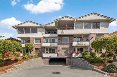 Edmonds Condo/Townhouse For Sale: 229 3rd Ave S #A