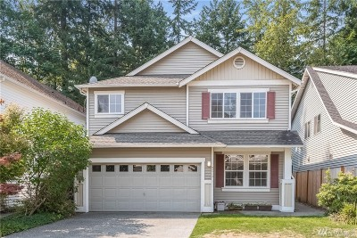 Bothell Single Family Home For Sale: 9213 NE 173rd Place