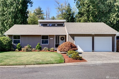 Bothell Single Family Home For Sale: 1912 169th Place SE