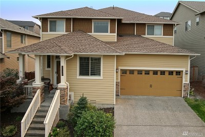 Puyallup Single Family Home For Sale: 1311 37th St Pl SE