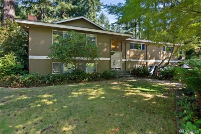 Gig Harbor Single Family Home For Sale: 3811 59th Street Ct NW